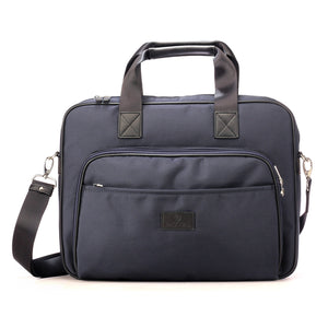 Simple and Smart Black Formal/Casual Business Bag for Men - Bags & Accessories - Pavers England