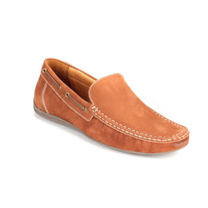 Men's Loafers - Tan - Wedding & Occasion - Pavers England