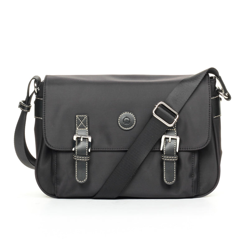 8f8d82562f7 Black Smooth Sling Bag for Women - Bags - Pavers England