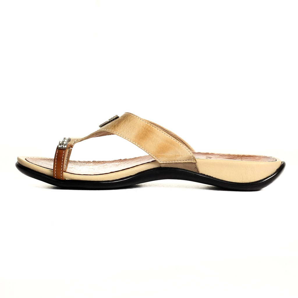 Women's Toepost - Beige - Toe Posts - Pavers England