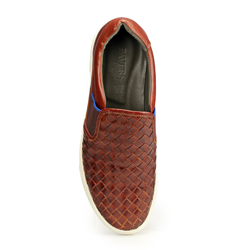 Men's Loafers - Casual - Pavers England