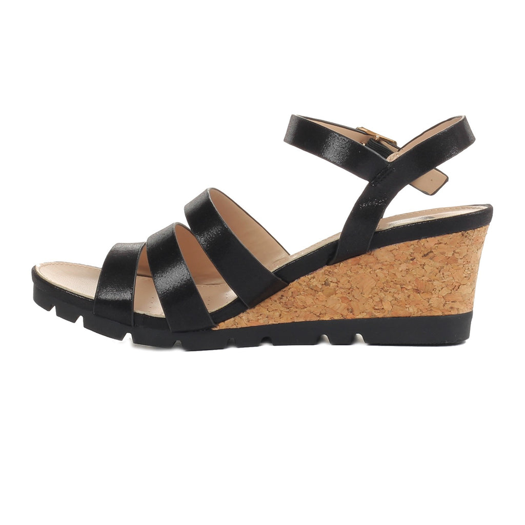 Women's Sandals - Black - Sandals - Pavers England