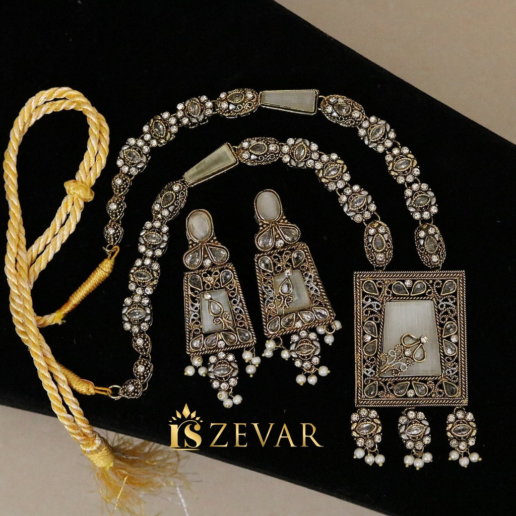 MS1005 Turkish Egyptian Mala Set - RS ZEVARS