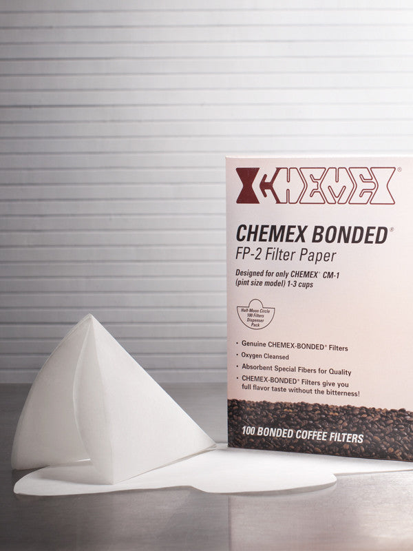 CHEMEX® Unfolded Half Moon Bonded Filters