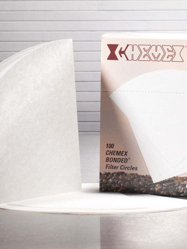 CHEMEX® Pre-folded Circle Bonded Filters