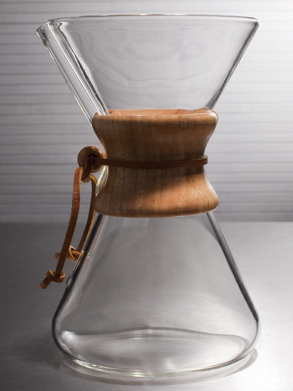 Large Hand-Blown Coffee Brewer (Borosilicate Glass)