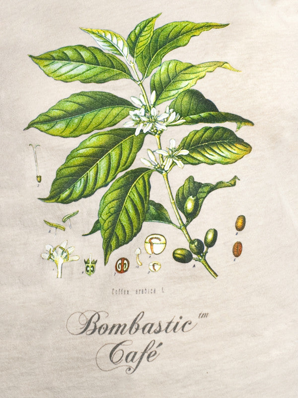 One-Sided Botanical Female T Shirt