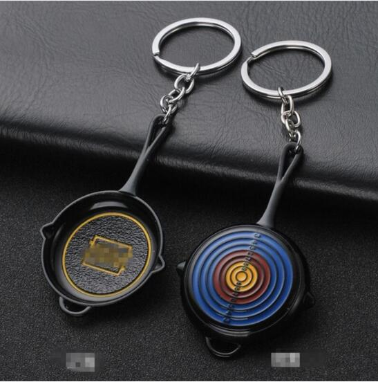 57474ca0ae ... Load image into Gallery viewer, Game CS GO PLAYERUNKNOWNS BATTLEGROUNDS  PUBG Cosplay Costume Metal key ...