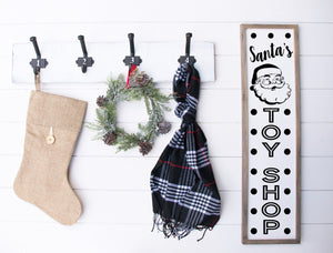 5ft Holiday front porch sign workshop: 12/3
