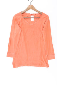 Esprit Shirt orange Größe L