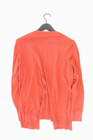 Biaggini Strickjacke Größe XXL Langarm orange aus Polyamid