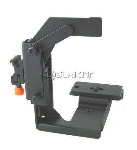 Multi-Angle camera flash arm holder Bracket Hand Grip
