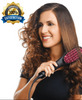 Image of Hair Straightener Comb With Temperature Setting - Get The Hair That You Want!