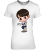 Image of Park Seo Joon Chibi T Shirt Lovely 4