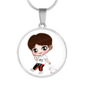 Image of Park Seo Joon Chibi T Shirt Lovely 14