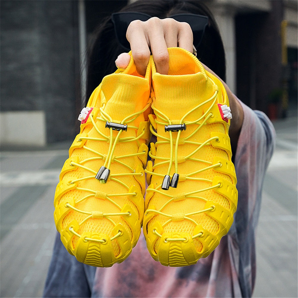 New Fashion Five Colors and  Mesh (Air Mesh)  Summer Sneakers for Women