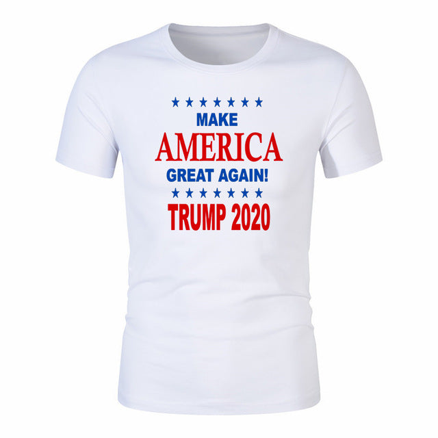 Donald Trump Shirt Trump 2020 Maga Shirt Board Trump Train Men's t-shirt funny 100% Cotton