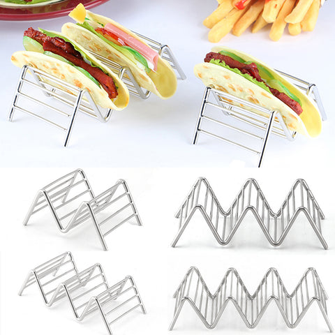 Stainless Steel Taco Holders