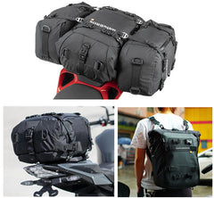 Waterproof Motorcycle Rear Seat Bags