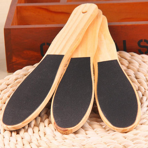 1PC Pedicure Tool Oval Shape Foot Rasps Hard Coarse Dy Touch Skin Predicure