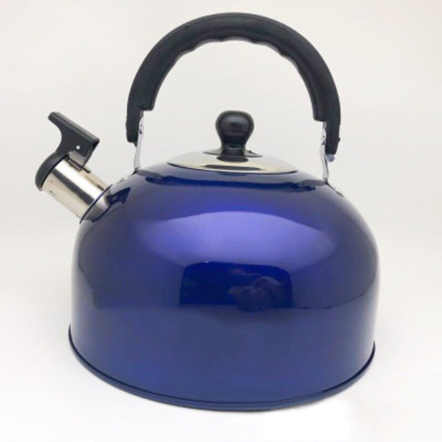 3L Stainless Steel Tea Kettle Whistle Cookware