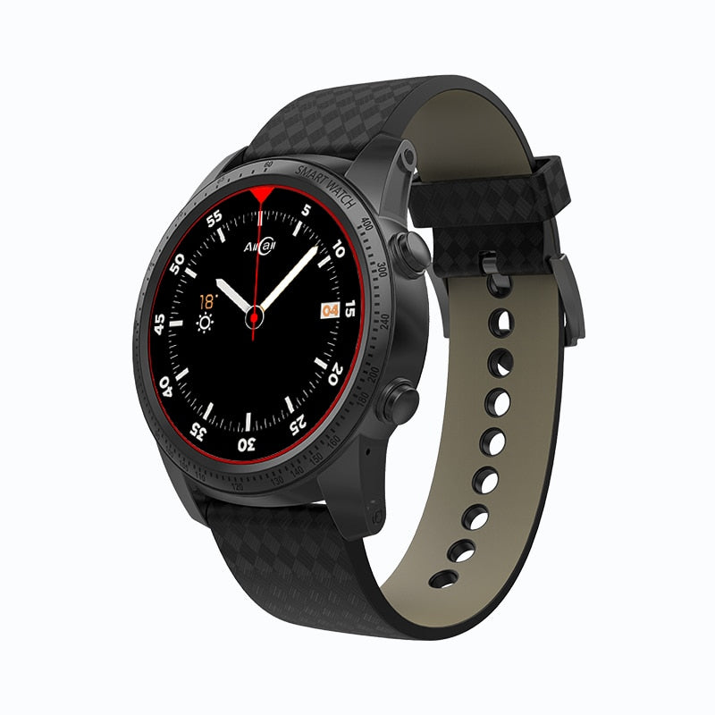 Smart watch W1 Android 5.1 MTK6580 Samrtwatch support SIM Card heart rate monitor sports watch For IOS Android HUAWEI pk KW88
