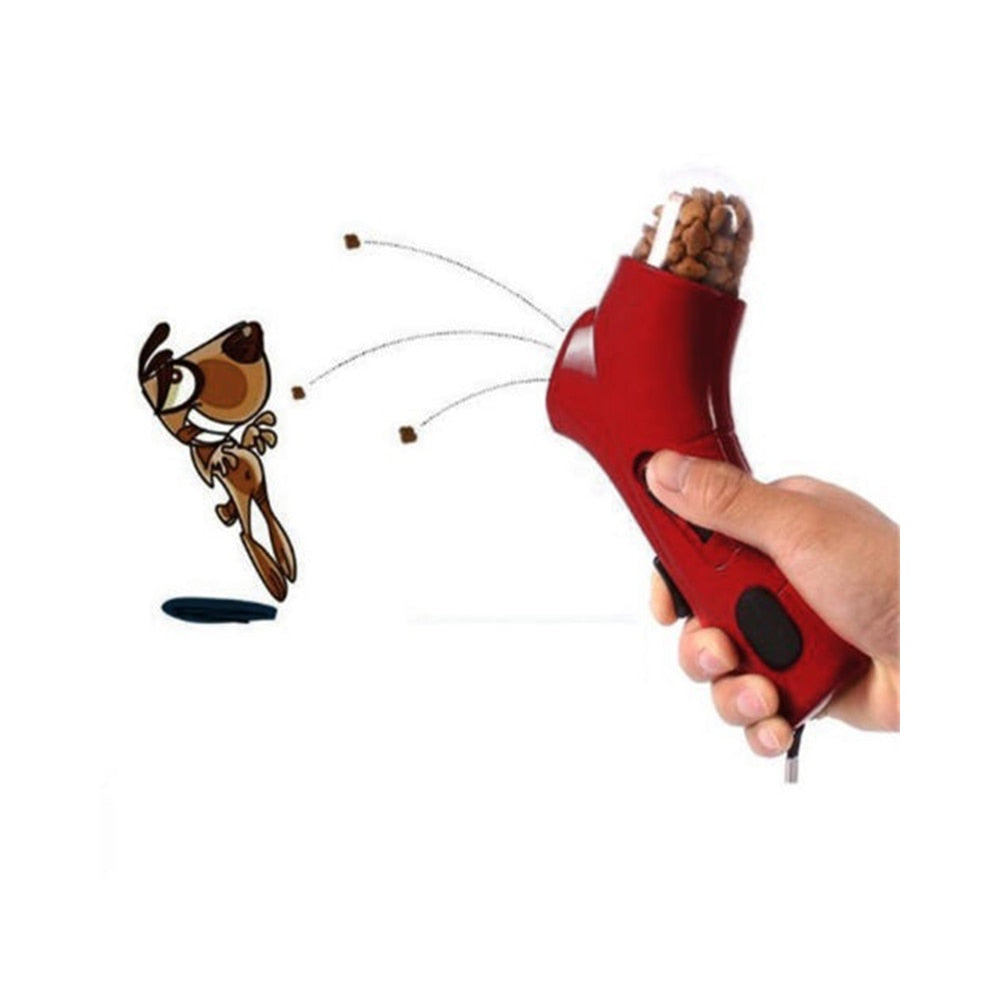 Cat Treat Launcher