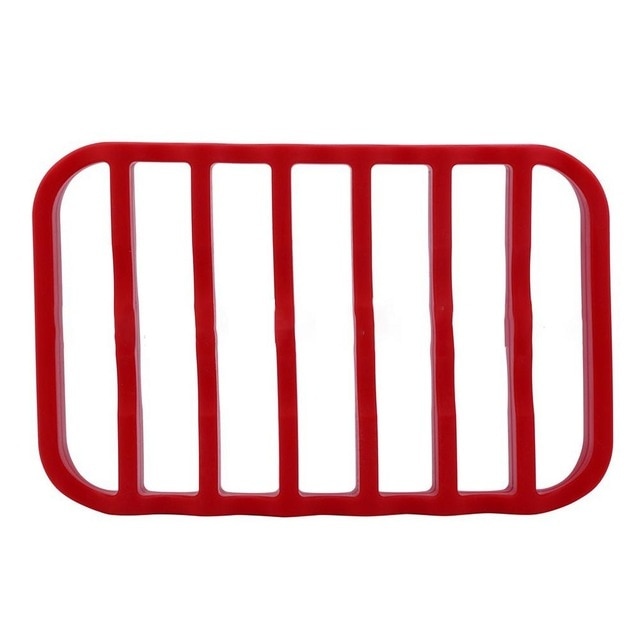 Silicone Insulation Pad High Temperature Shelf Roasting Laurel Rack