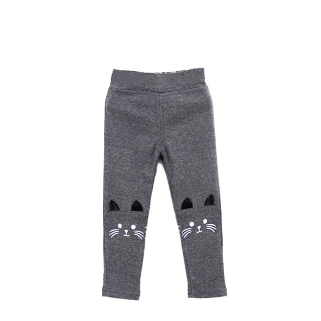 Children Cat Leggings