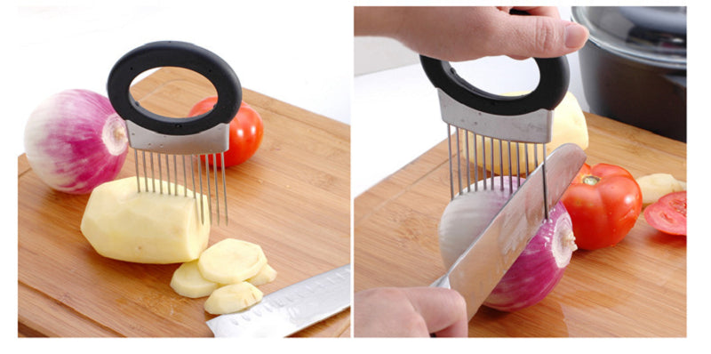 All-in-One Onion Holder