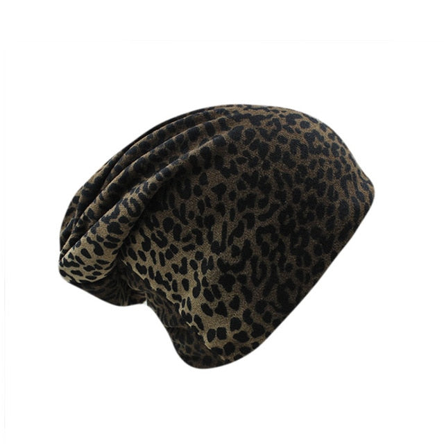 Leopard Print Beanies And More Seasonal Designs