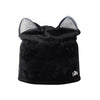 Image of Rhinestone Cat Ears Beanie