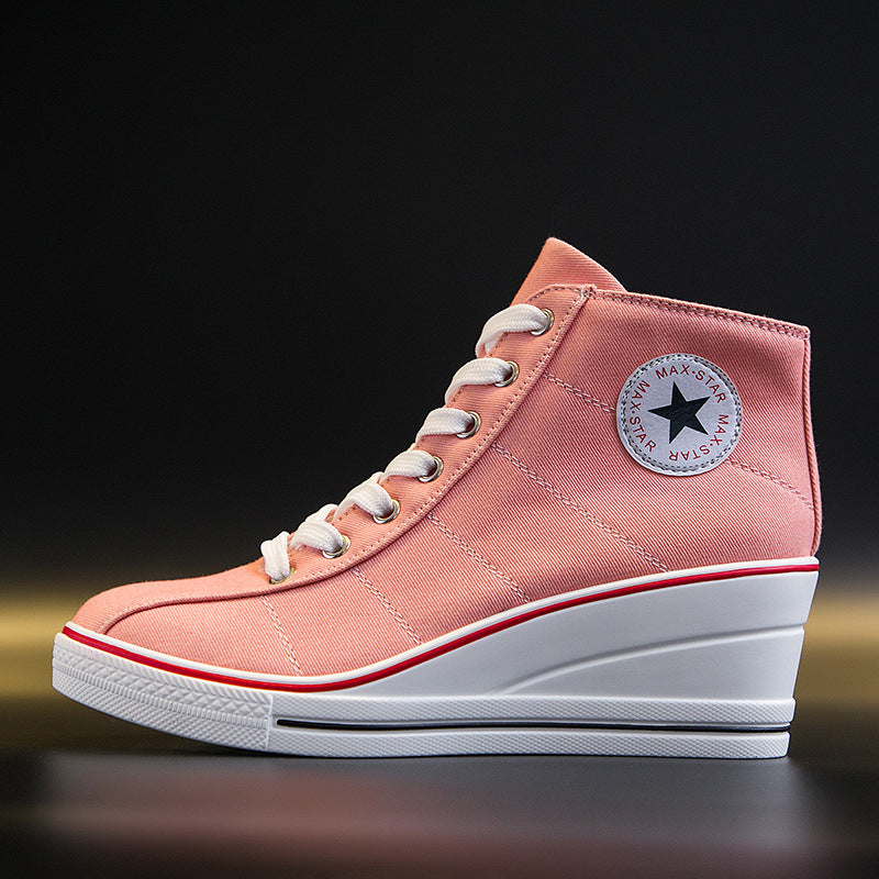 Star Women Shoes Platform 2019