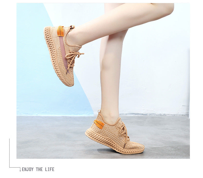 Women shoes in the summer