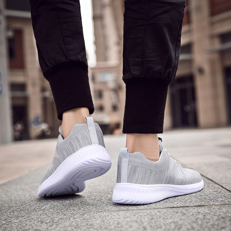 Sneakers Men Women Light Breathable