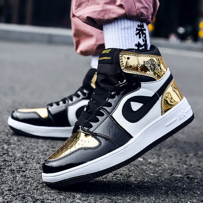 Original Basketball Shoes AJ1 Air Jordan 1 Mid