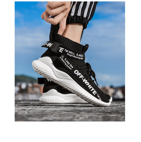 OFF-WHITE TM WILL 5400 lbs Weight Securing System Shoes