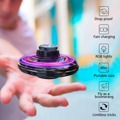 Image of Gyro Auto Rotate Drone UFO (GyroUFO) Ver.2020