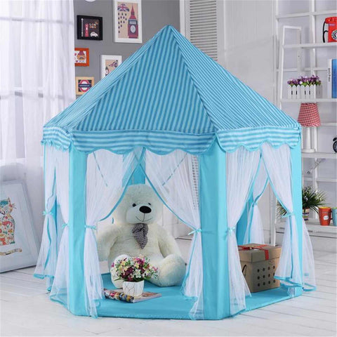 Elegant Multi-Purpose Castle Play Tent