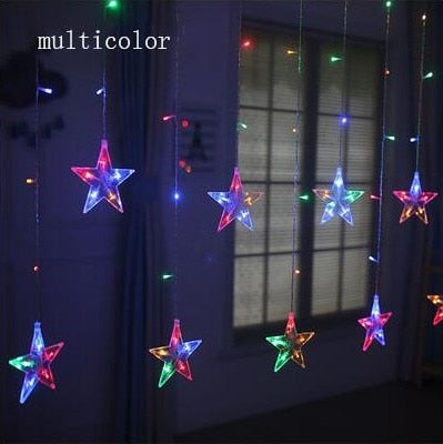 Led Star Decoration Light