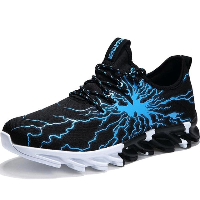 Summer Outdoor Spor Ayakkabi Erkek Male Sneakers for Running Shoes Men's Sport Shoes Sports Black Athletic Krasovki Tennis C-202