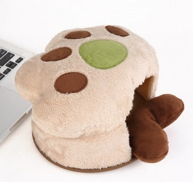 Mouse Pad Paw Warmer