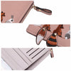 Image of Fashion Women's Wallet Lovely Cartoon Animals Short Leather