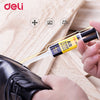 Image of Deli 4ml quality liquid AB glue metal rubber waterproof strong adhesive glue
