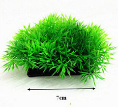 Artificial Grass Aquarium Decor Water Weeds Ornament Plant Fish Tank Decorations & Ornaments