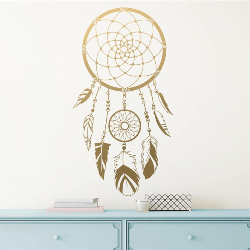 Dream Catcher Wall Decal Vinyl Large