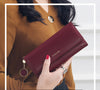 Image of New Fashion Women Wallets Long Style