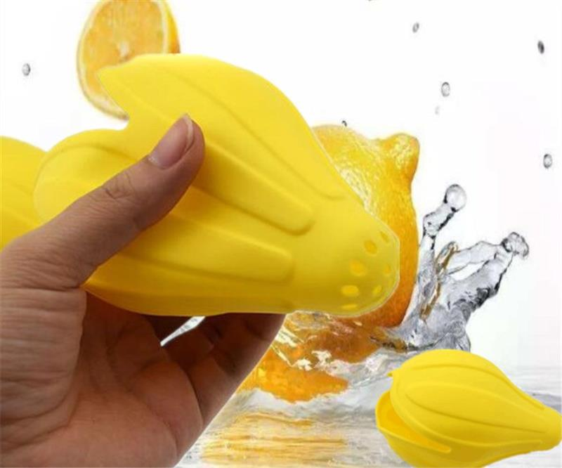 Silicone Lemon Squeezer Pouch