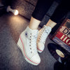 Image of ZENVBNV Star Women Wedges Shoes