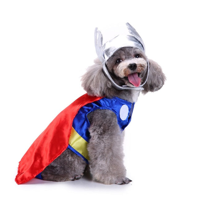 Funny Halloween Clothing For Dogs Winter Dog Clothes Sushi Cosplay